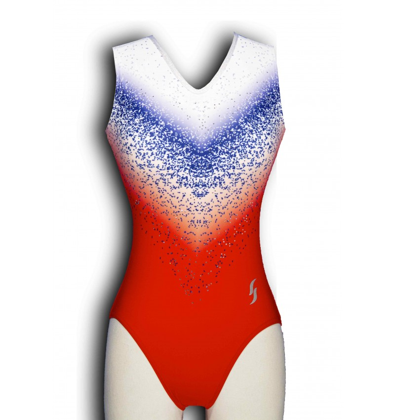 Gymnastics leotard OCEA-01