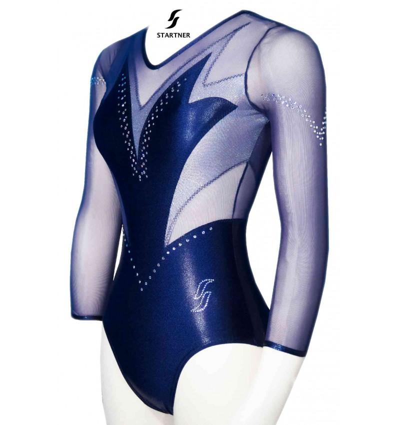 Gymnastics leotard ONDINE-01