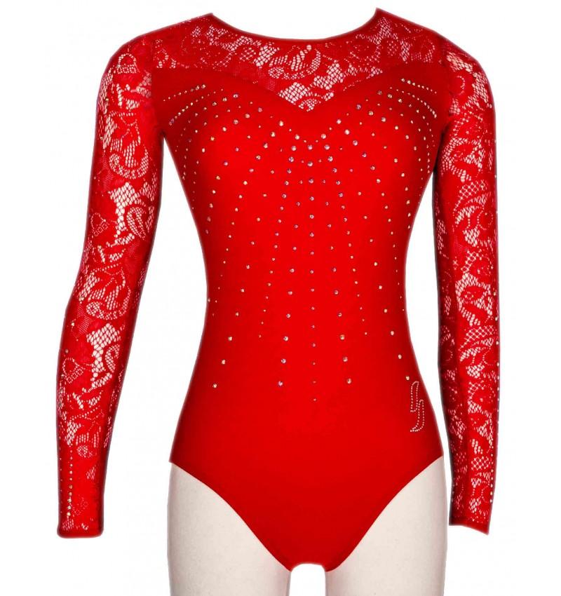 Gymnastics leotard NAOMI-04