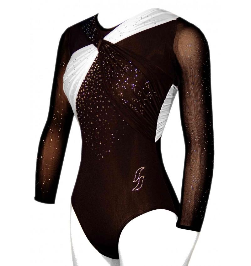 Gymnastics leotard OPALINE-02
