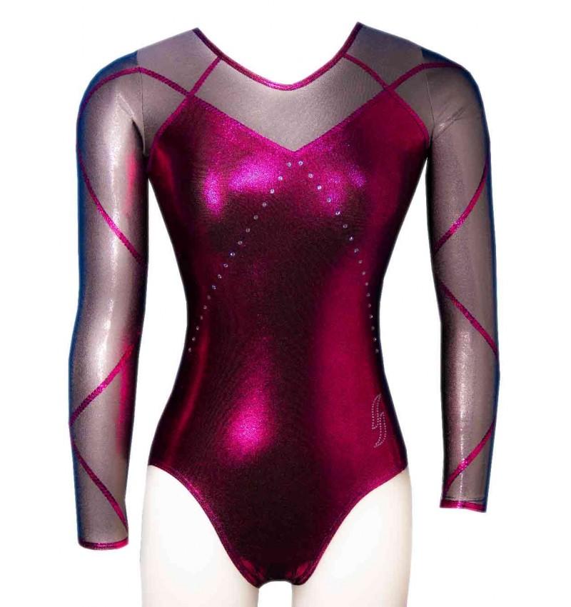 Gymnastics leotard ODELINE-02