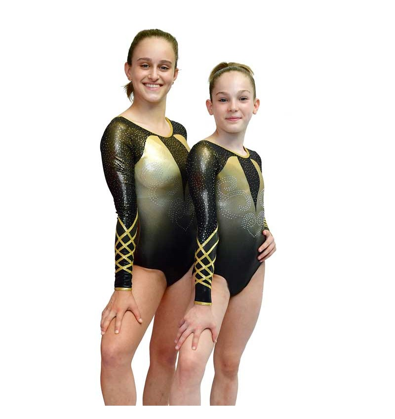 Gymnastics leotard PALOMA-01