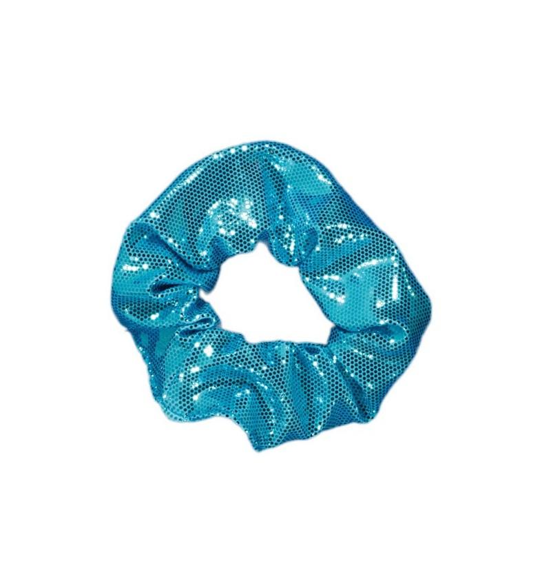 Chouchou turquoise