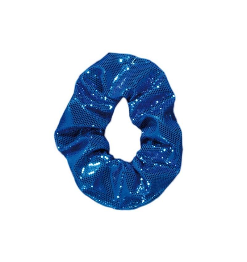 Chouchou bleu roi