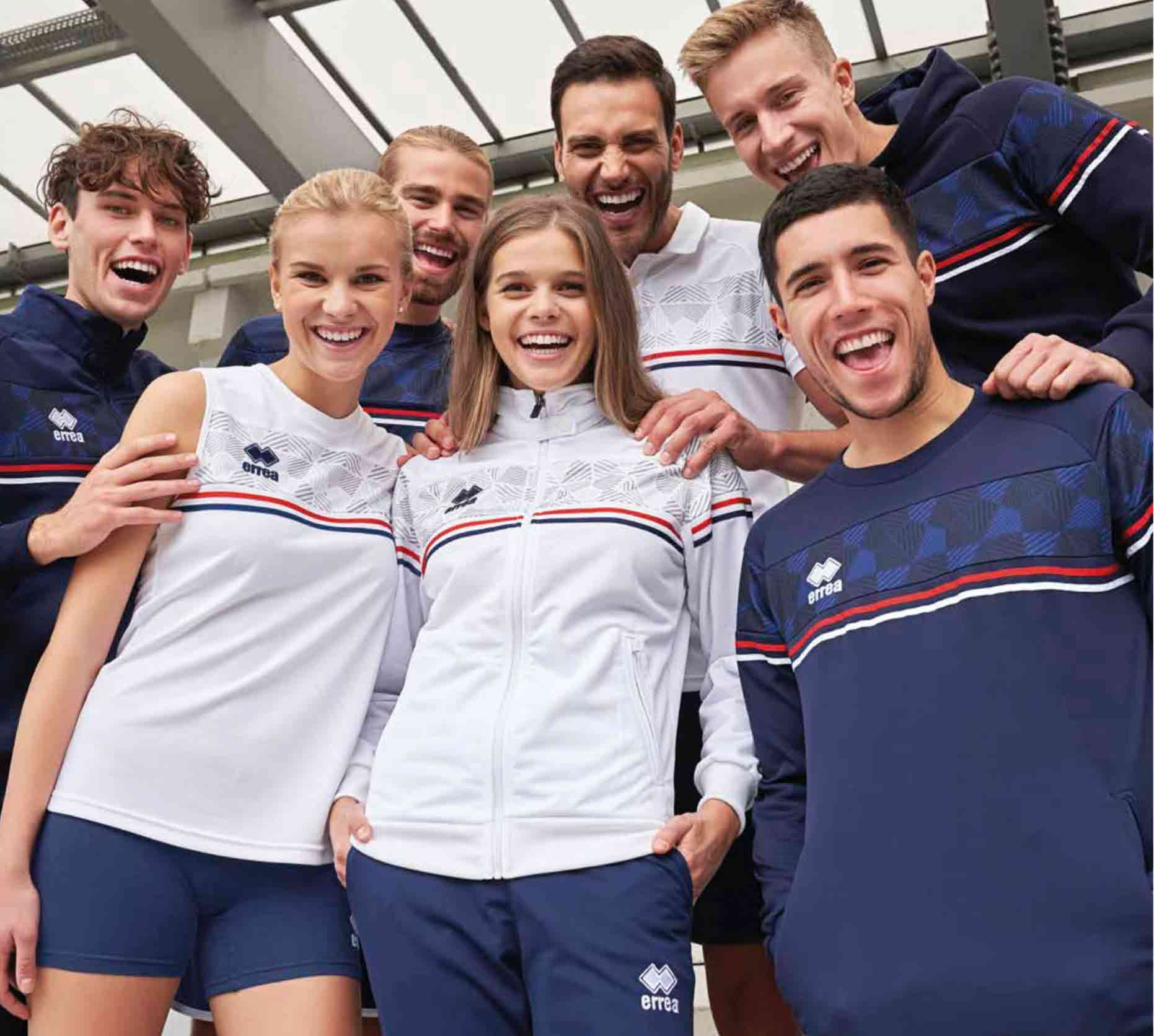 Startner teams up with Erreà tracksuits for gymnastics clubs